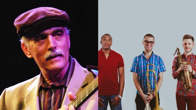 Streaming Live from <i>Paste</i> Today: Jim Kweskin, Lucky Chops
