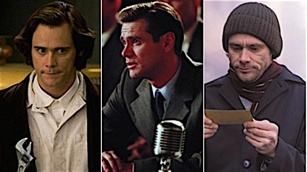 Top 5 Dramatic Jim Carrey Performances