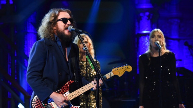 "Watch Jim James Perform ""Just A Fool"" on <i>Colbert</i>"