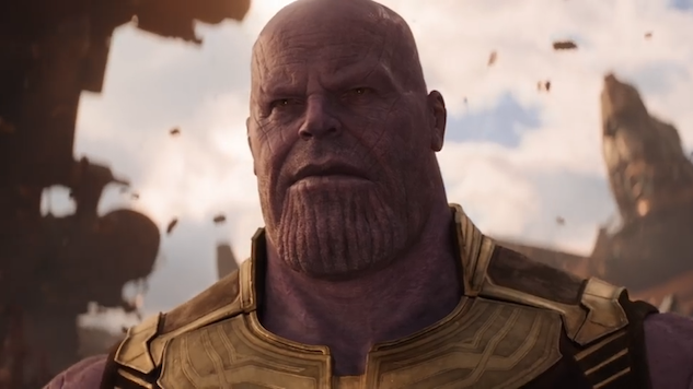 Thanos Creator Jim Starlin Leaves Marvel Comics