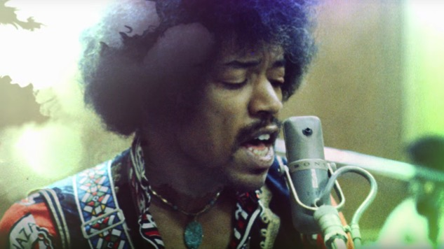 "Jimi Hendrix Recorded His Debut Single ""Hey Joe"" 52 Years Ago Today, Listen to a 1968 Performance of the Track"