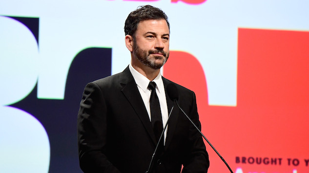 Jimmy Kimmel Taking Brief Break From Show After Baby Son's Second Surgery