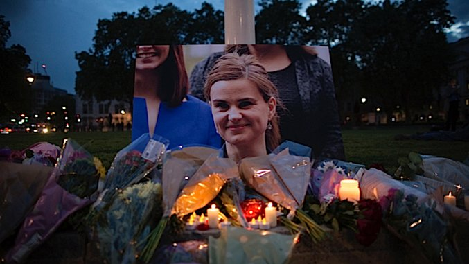 Jo Cox's Killer Was the Inevitable Product of a Hateful Subculture Gone Mainstream