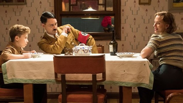Taika Waititi Plays Hitler in New Teaser for <i>Jojo Rabbit</i>