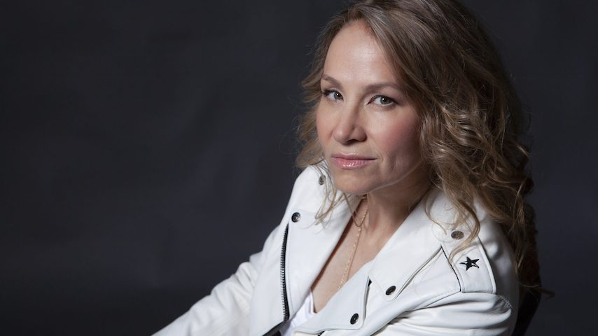 "Exclusive: Joan Osborne Ascends on ""Take It Any Way I Can Get It"""