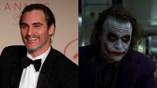 Report: Joaquin Phoenix to Play The Joker in Todd Phillips-Directed Origin Movie