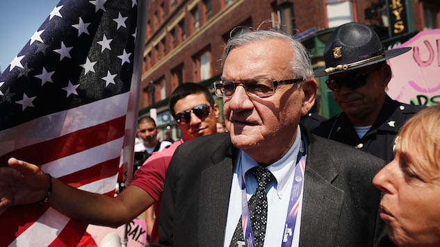Trump Ally and Former Sheriff Joe Arpaio Running For U.S. Senate