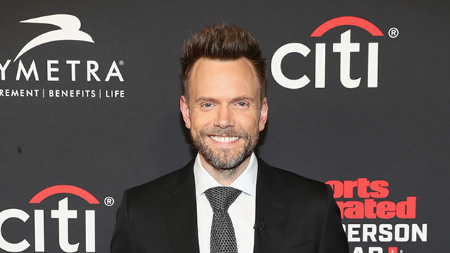 Joel McHale's First Stand-up Comedy Special Shoots This Weekend