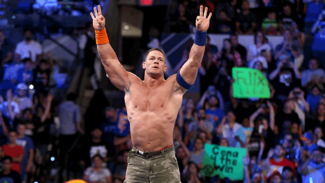 John Cena Might Be the Smoothest Man In Wrestling