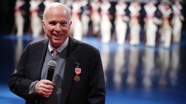 Trump Allies Continue to Tastelessly Mock Sen. John McCain