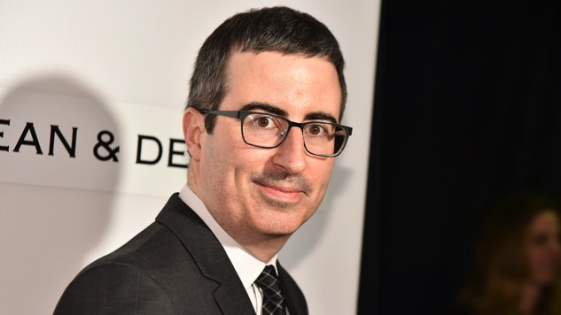 John Oliver to Voice Zazu in Live-Action <i>Lion King</i>