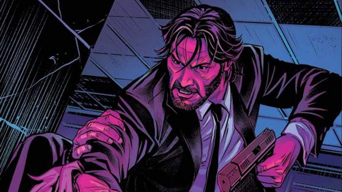 We're Getting a <i>John Wick</i> Origin Story Comic