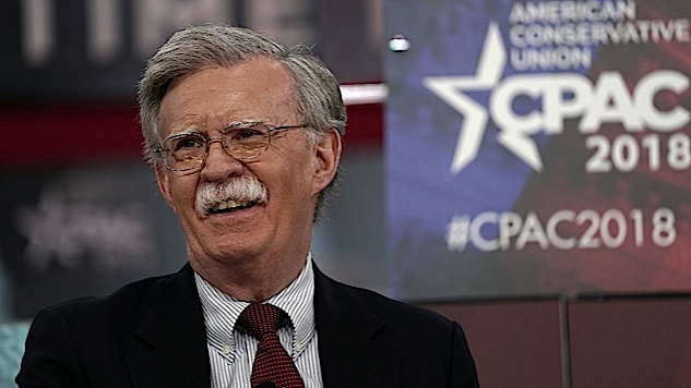 Bad News For People Who Love War: Trump Just Canned John Bolton