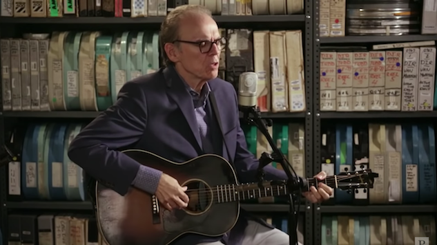 Watch John Hiatt Play Three Songs From His New Album <i>The Eclipse Sessions</i> in the Paste Studio
