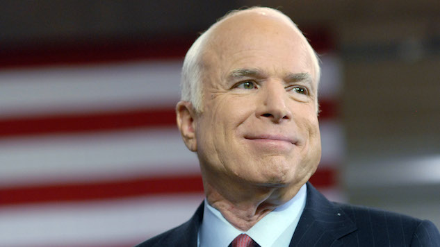 John McCain Encourages Hope and Unity in Final Letter
