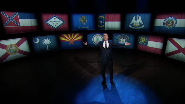 John Oliver Begs States to Ratify the Equal Rights Amendment in New <i>Last Week Tonight</i> Clip