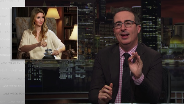 "John Oliver Throws <i>Last Week Tonight</i> Fans a Bone with New ""Lost Graphics"" Installment"