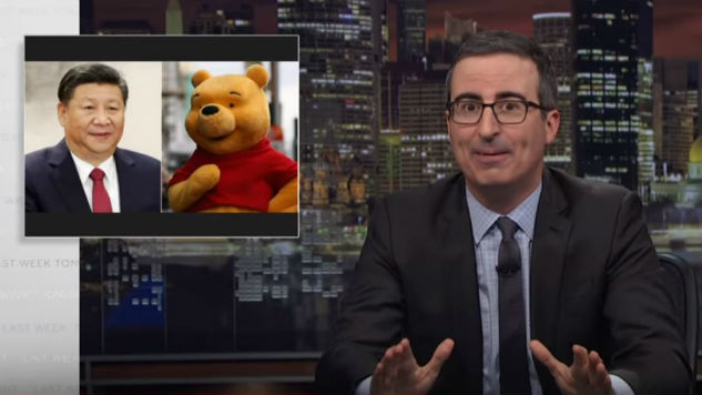 John Oliver Banned from Chinese Social Media, Proving All His Previous Critiques