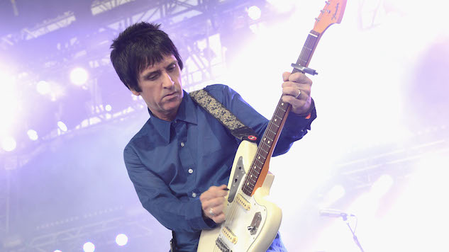 "Johnny Marr Shares Melancholy New Track and Video, ""Hi Hello"""