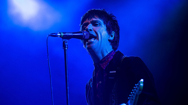 "Johnny Marr Announces Tour, Shares New Track/Video ""Walk Into The Sea"""