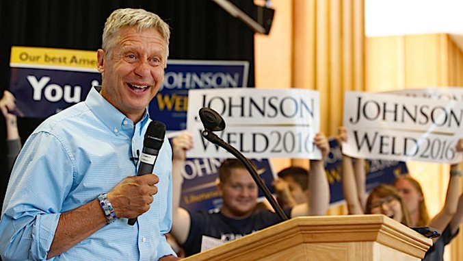 Here are 20 Other Things Gary Johnson Can't Name