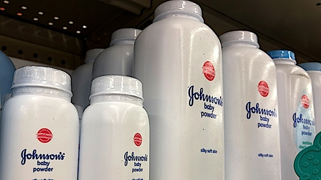 The Joys of Capitalism, Part 483,323,323: Johnson & Johnson Knew Asbestos Was in Its Baby Powder, Did Nothing, People Died