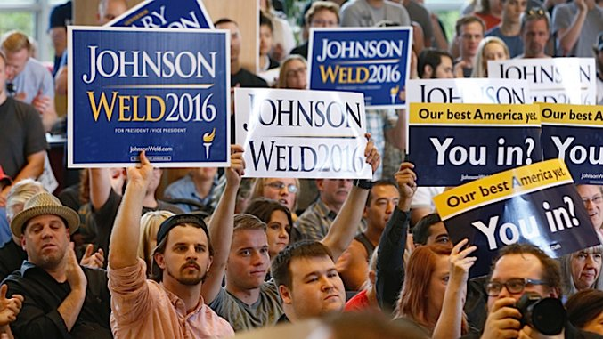The Abhorrent White Privilege of a Third Party Vote
