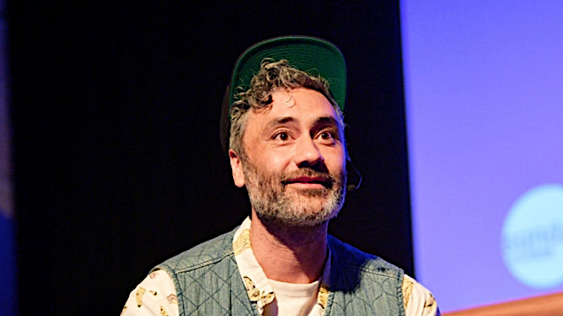 Taika Waititi Shares First Photo of Himself as Hitler in <i>Jojo Rabbit</i>