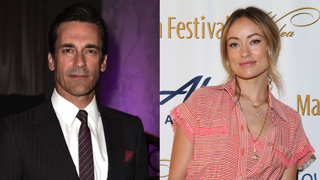 Jon Hamm and Olivia Wilde to Join Clint Eastwood's <i>Richard Jewell</i>