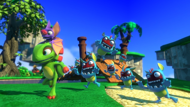<i>Yooka-Laylee</i> Dev Removes JonTron's Voice Acting After Racism Controversy