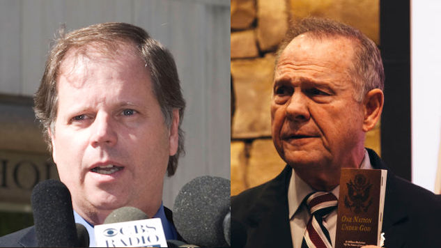 Doug Jones Takes the Lead Over Roy Moore in Alabama Senate Race, Poll Says