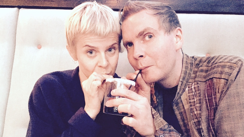 """Jónsi Shares Video for New Single """"Salt Licorice"""" Featuring Robyn"""