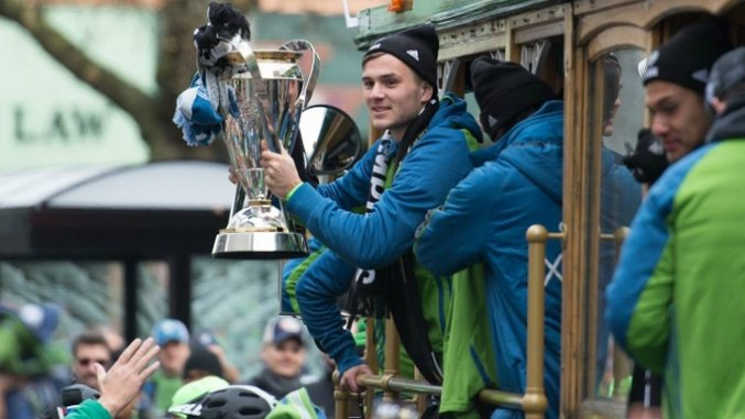 Going The Long Way Around: Jordan Morris On MLS Cup, USMNT, And Living With Diabetes