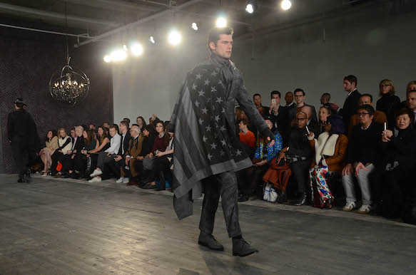New York Fashion Week Men S Fall Winter 2016 Paste