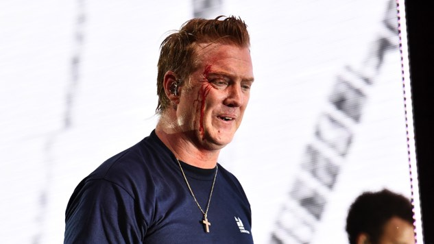 Josh Homme Apologizes Again for Kicking Concert Photographer