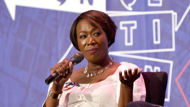 Twitter Unearths Joy Reid's Homophobic Blog Posts