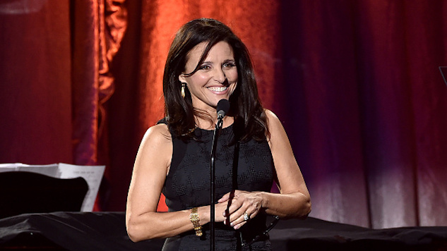 Julia Louis-Dreyfus to Receive the Mark Twain Prize for American Humor