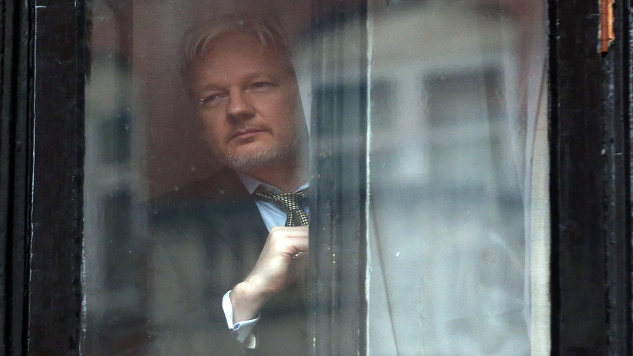 Was Julian Assange Attempting Something Far More Damaging Than Putting Trump in Office?