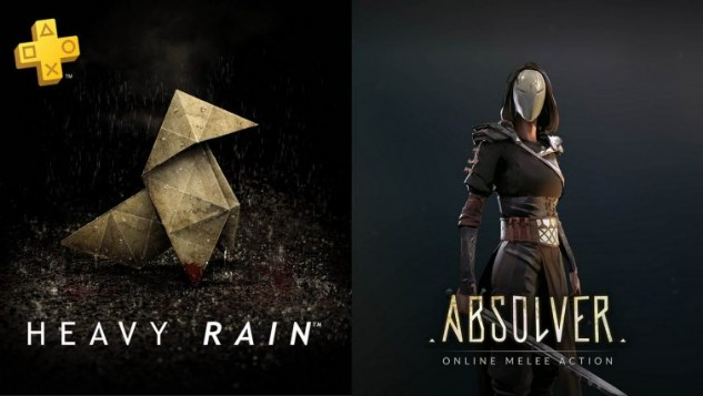 <i>Heavy Rain</i>, <i>Absolver</i> Grab the Spotlight in Debut on July's PS Plus Lineup