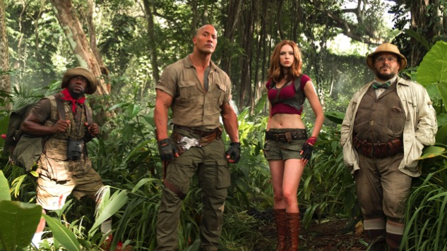 <i>Jumanji: Welcome To The Jungle</i> Sequel in the Works