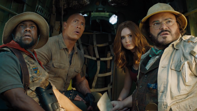 Watch the Adventure-Filled First Trailer for <i>Jumanji: The Next Level</i>