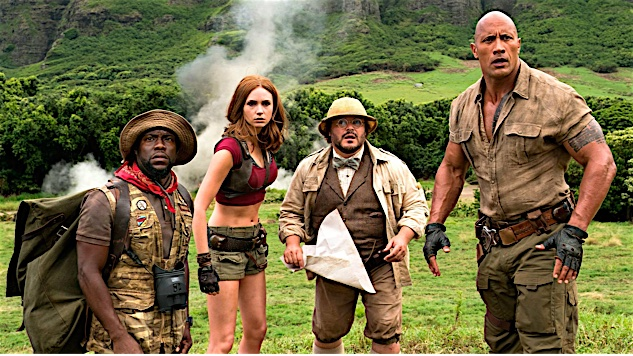 <i>Jumanji: Welcome to the Jungle</i>