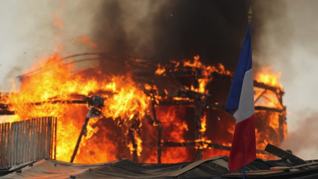 The French Have Way More Excuses for Their Crazy Election than We Did