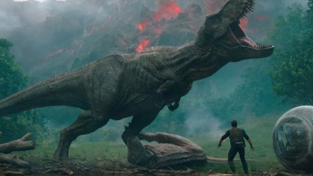 New <i>Jurassic World: Fallen Kingdom</i> Trailer Tease Sparks Fear of Annihilation