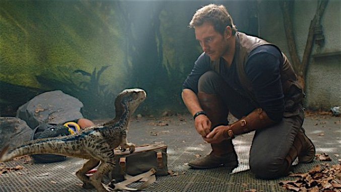 Jurassic World: Fallen Kingdom :: Movies :: Jurassic World
