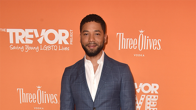 <i>Empire</i>'s Jussie Smollett Attacked, Hospitalized in Apparent Hate Crime