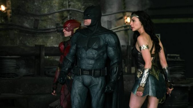 The Snyder Cut of <i>Justice League</i> Is at Least 215 Minutes Long, According to the Director