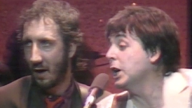 Watch Paul McCartney Lead an All-Star Band with Pete Townshend, Robert Plant (on Bass!) and John Bonham