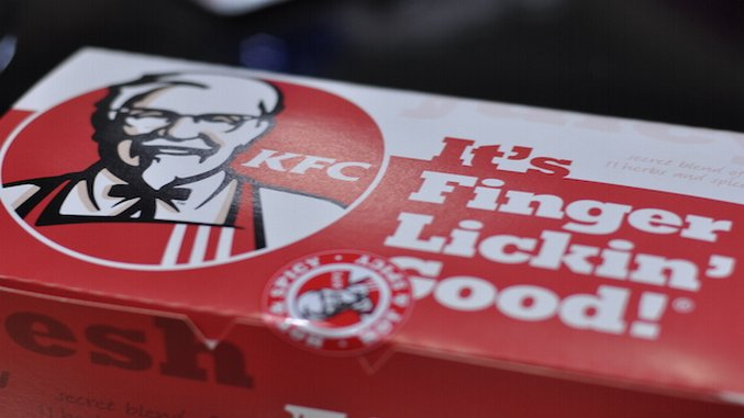 KFC to Launch Sandwich Into the Stratosphere