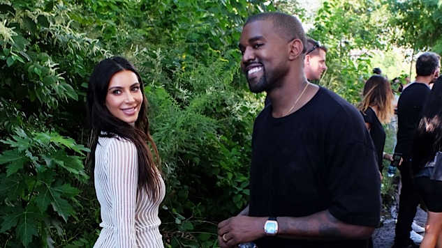 Luckily for His Baby, Kanye West Is Not From Toledo